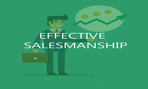Effective Salesmanship